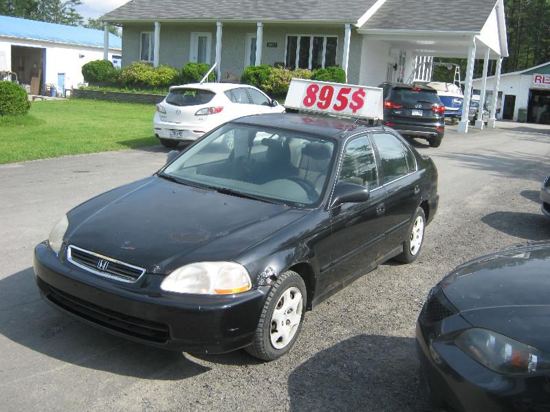 Honda Civic EX 1998 à vendre à Ste-Sophie PETIT BUDGET !!!