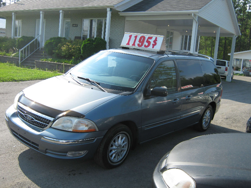 Ford Windstar SEL 2000 à vendre à Ste-Sophie PETIT BUDGET !!!