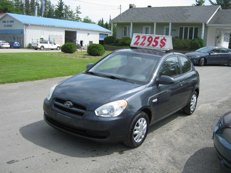 Hyundai Accent GS 2009 à vendre à Ste-Sophie PETIT BUDGET !!!
