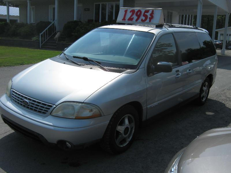 Ford Windstar Sport 2002 à vendre à Ste-Sophie PETIT BUDGET !!!