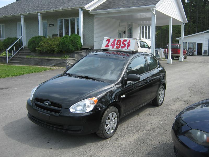 Hyundai Accent GS 2011 à vendre à Ste-Sophie PETIT BUDGET !!!