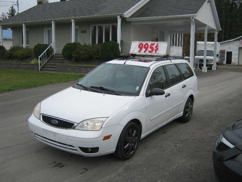 Ford Focus ZTW 2005 à vendre à Ste-Sophie PETIT BUDGET !!!