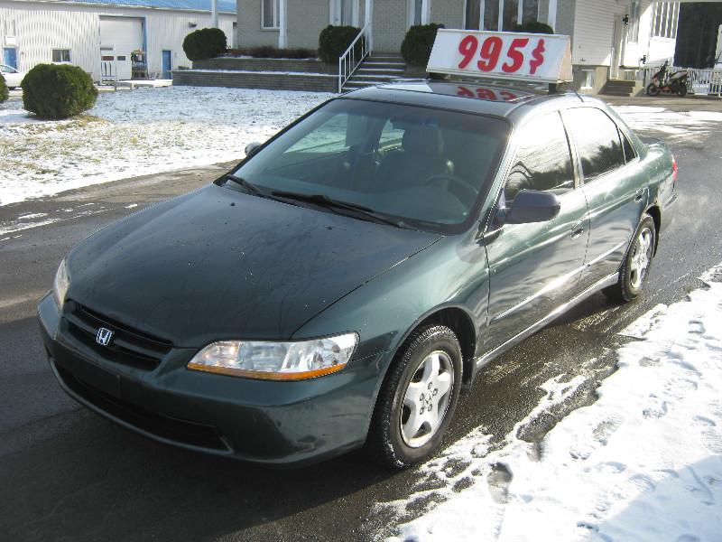 Honda Accord EX 1999 à vendre à Ste-Sophie PETIT BUDGET !!!