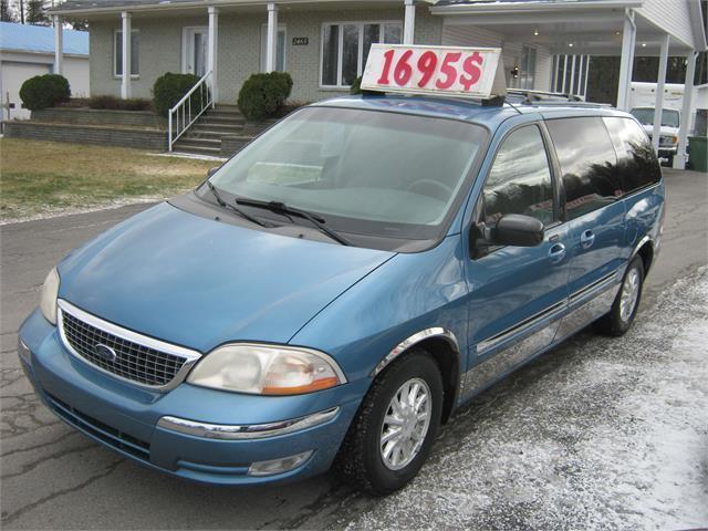 Ford Windstar SEL 2001 à vendre à Ste-Sophie PETIT BUDGET !!!