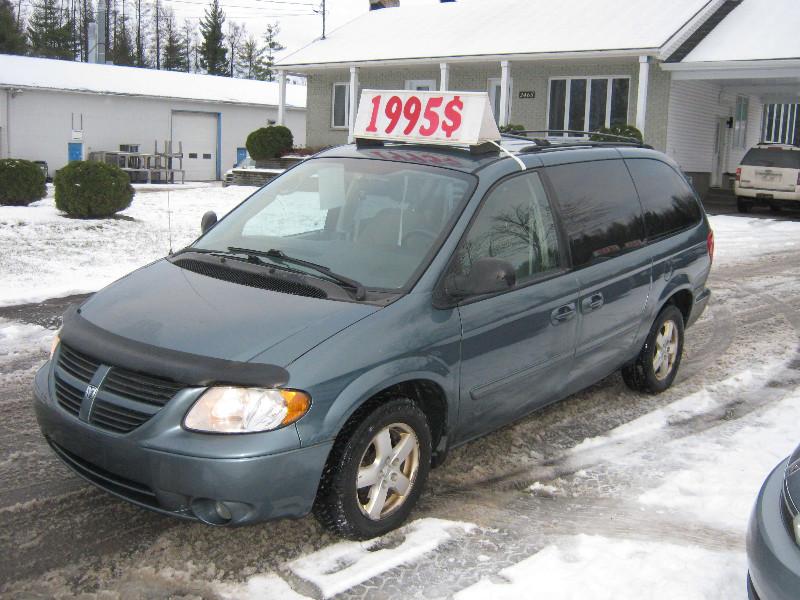 Dodge Grand Caravan Sport 2007 à vendre à Ste-Sophie PETIT BUDGET !!!