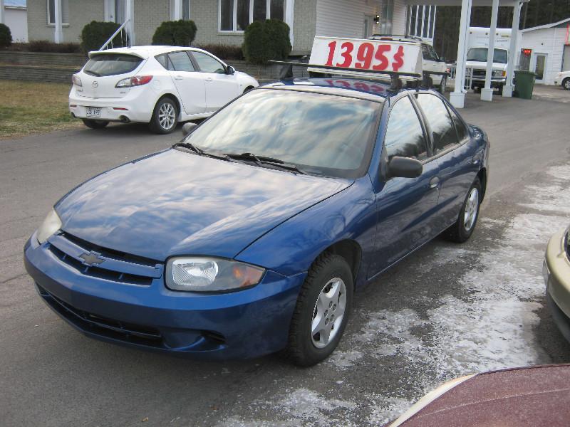 Chevrolet Cavalier VL 2005 à vendre à Ste-Sophie PETIT BUDGET !!!