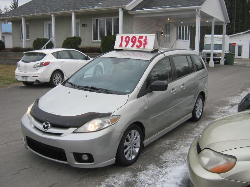 Mazda 5 GS 2006 à vendre à Ste-Sophie PETIT BUDGET !!!