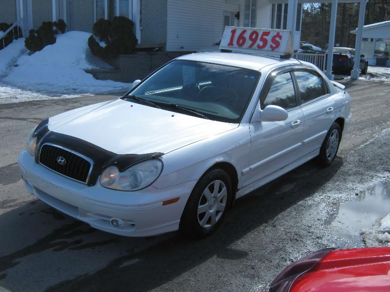 Hyundai Sonata GL V6 2003 à vendre à Ste-Sophie PETIT BUDGET !!!
