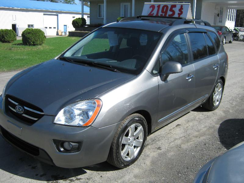 Kia Rondo EX V6 2009 à vendre à Ste-Sophie PETIT BUDGET !!!