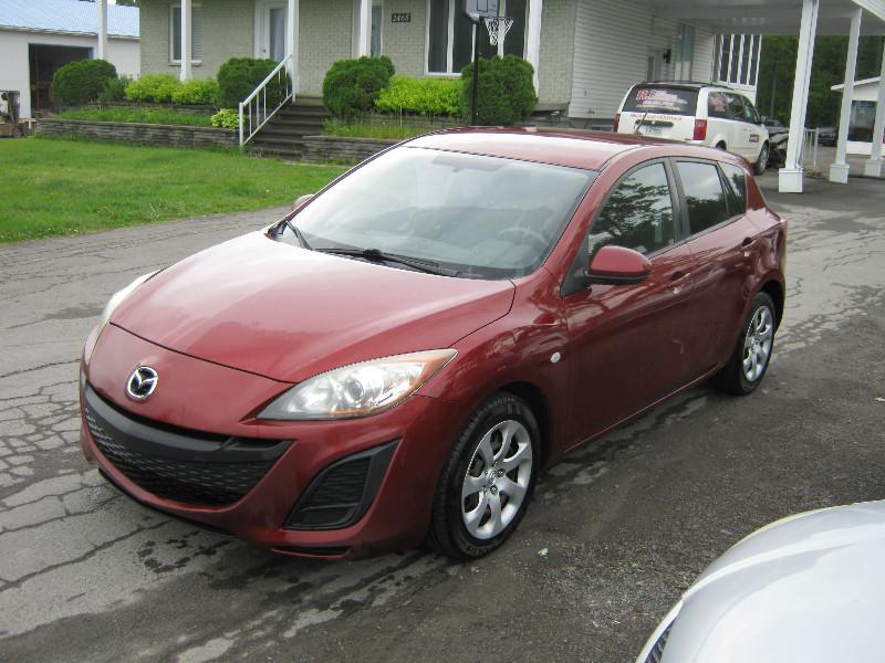 Mazda 3 Sport GX 2010 à vendre à Ste-Sophie PETIT BUDGET !!!