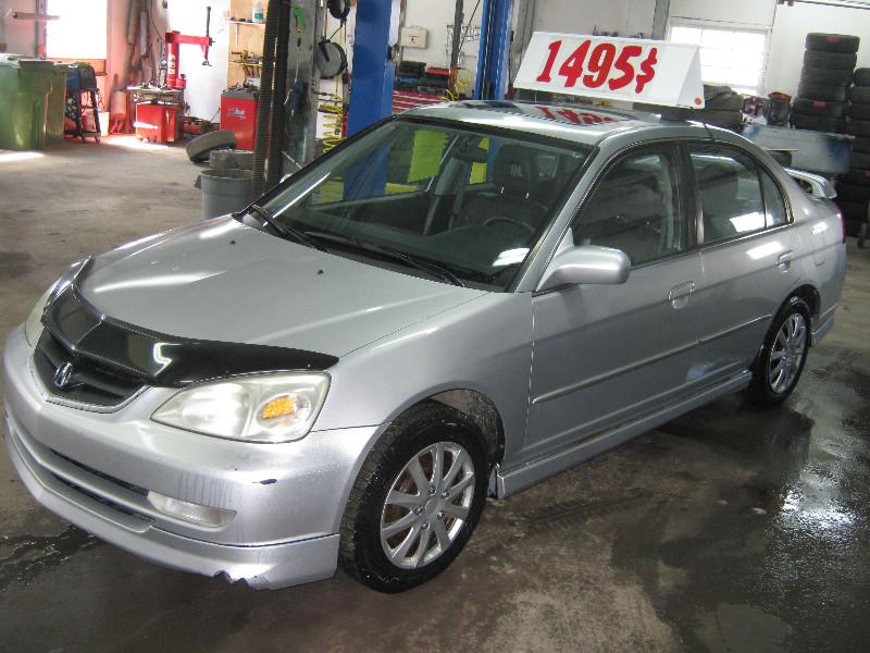 Acura 1.7EL 2003 à vendre à Ste-Anne-des-Plaines PETIT BUDGET !!!