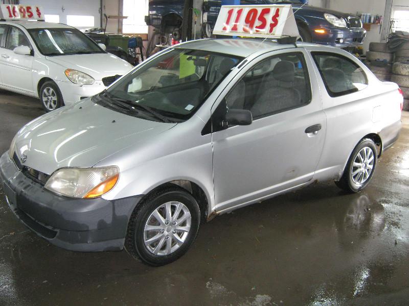 Toyota Echo A Vendre >> Toyota Echo 2001 A Vendre A Ste Anne Des Plaines Petit