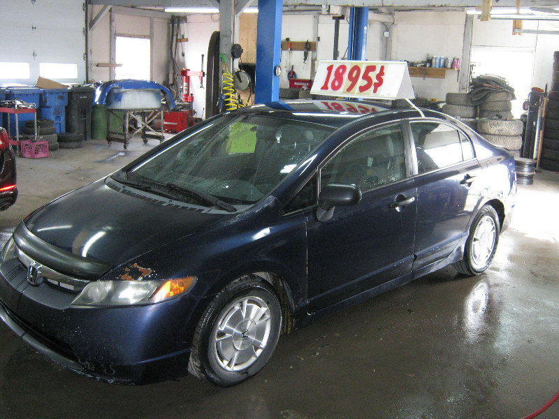 Honda Civic DX-G 2006 à vendre à Ste-Anne-des-Plaines PETIT BUDGET !!!