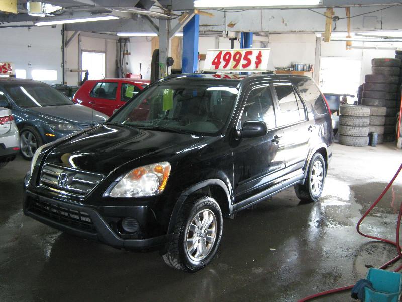 Honda CR-V EX-L 2005 à vendre à Ste-Anne-des-Plaines PETIT BUDGET !!!