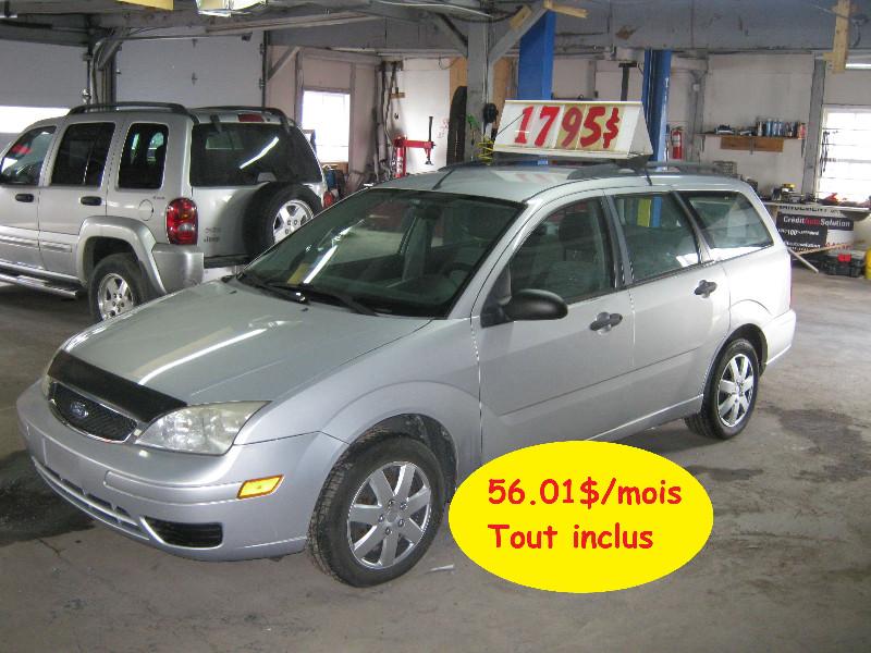 Ford Focus SE ZXW 2006 à vendre à Ste-Anne-des-Plaines PETIT BUDGET !!!