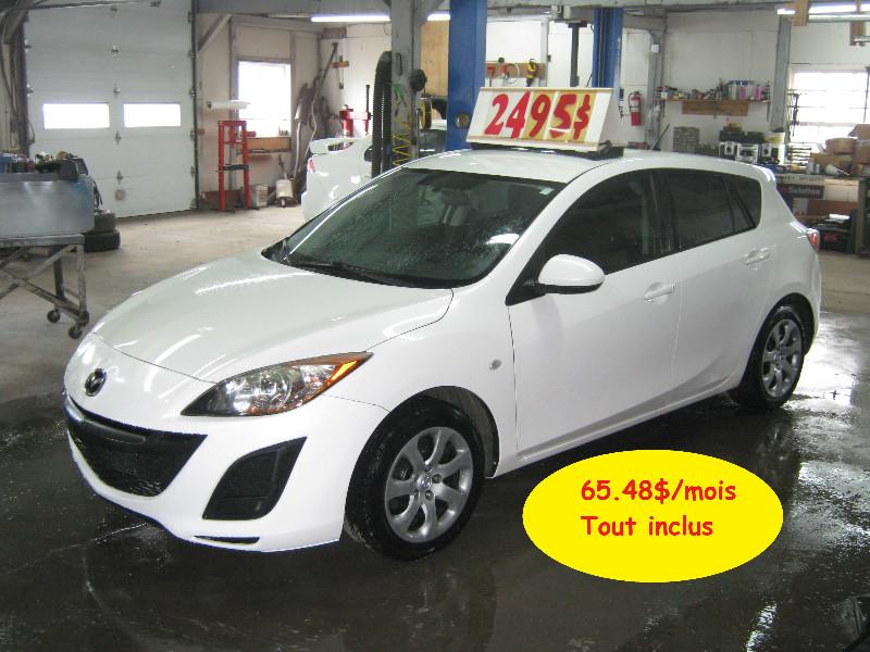 Mazda 3 Sport GX 2010 à vendre à Ste-Anne-des-Plaines PETIT BUDGET !!!
