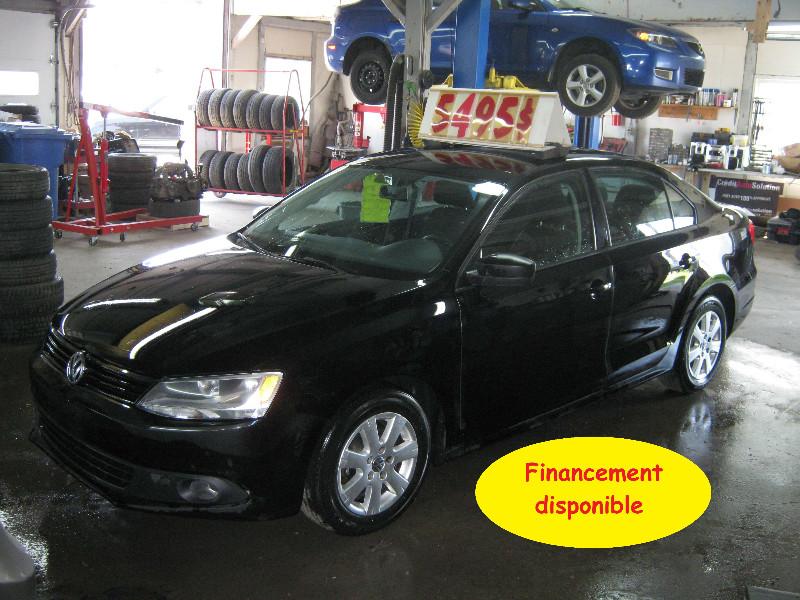 Volkswagen Jetta 2012 à vendre à Ste-Anne-des-Plaines PETIT BUDGET !!!