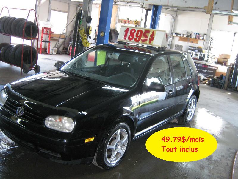Volkswagen Golf City 2007 à vendre à Ste-Anne-des-Plaines PETIT BUDGET !!!