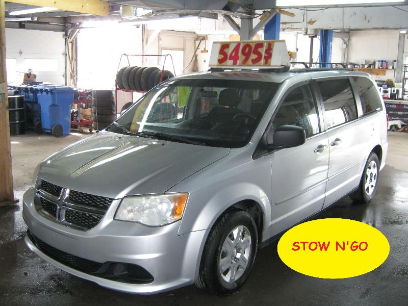 Dodge Grand Caravan SE STOW N'GO 2012 à vendre à Ste-Anne-des-Plaines PETIT BUDGET !!!