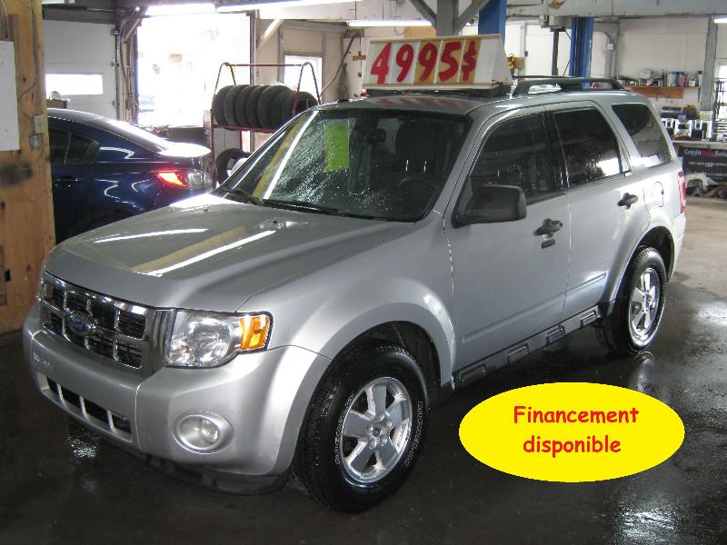 Ford Escape XLT 2012 à vendre à Ste-Anne-des-Plaines PETIT BUDGET !!!